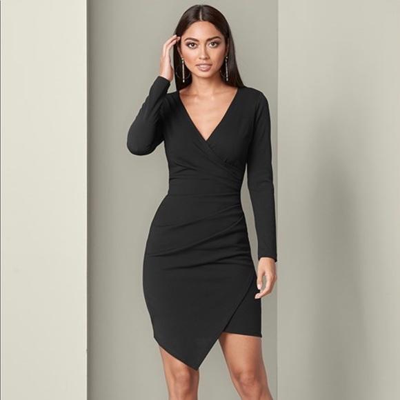 blueblush Dresses & Skirts - Venus black dress size small
